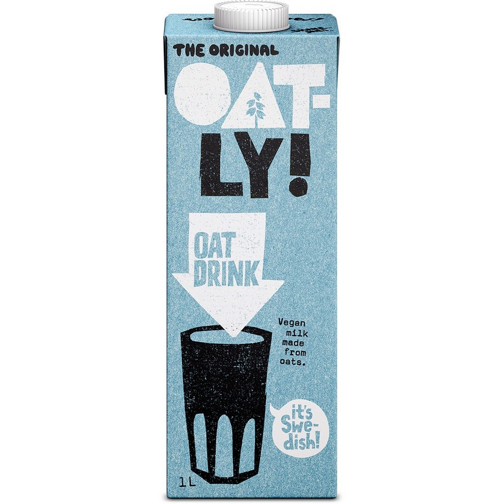 Oatly燕麥奶原味款